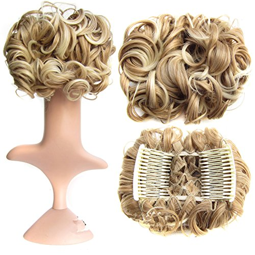 SWACC Extension Ponytail Scrunchie Mixed 27T613 product image