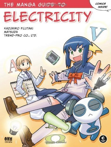 manga guide to electricity - 3