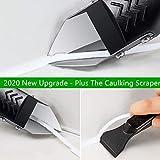 Caulking Tool, Silicone Caulking Nozzle Finisher