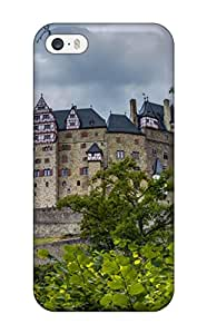 Hot Design Premium XWFdpuT12371nXyKN Tpu Case Cover Iphone 5/5s Protection Case(eltz Castle)