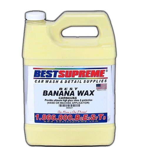 Best Supreme 1 Gallon Banana Wax