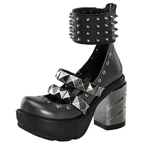 Demonia - Defining Alternative Footware Plateau Schuhe Sinister-62