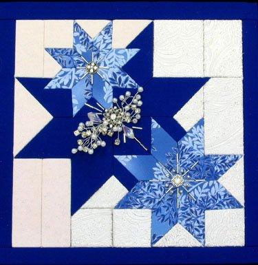 Artsi2 A2SMSNOW Snowflakes Wall Hanging Kit