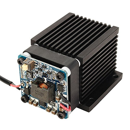 445nm 5500mW Blue Laser Module With Heat Sink For DIY Laser Engraver Machine by LEEPRA (Image #7)