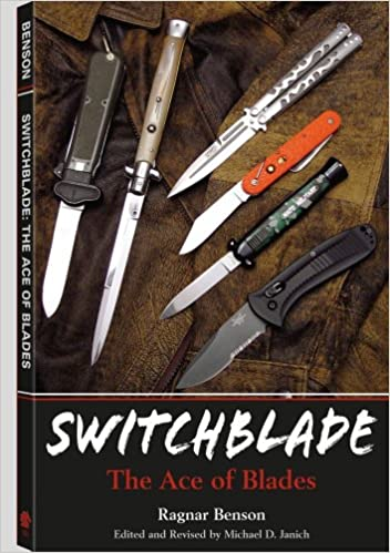 Switchblade: The Ace of Blades: Ragnar Benson, Michael