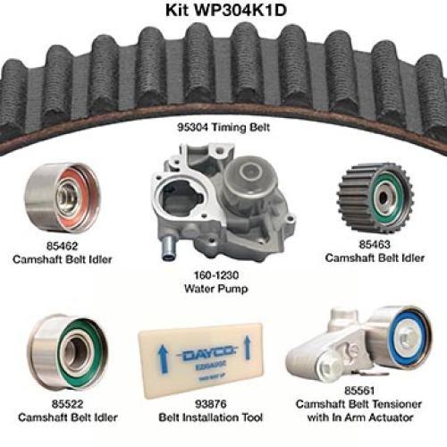 Dayco WP304K1D Water Pump Kit