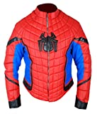Flesh & Hide F&H Boy's Spiderman Homecoming Tom Holland Jacket S Multi