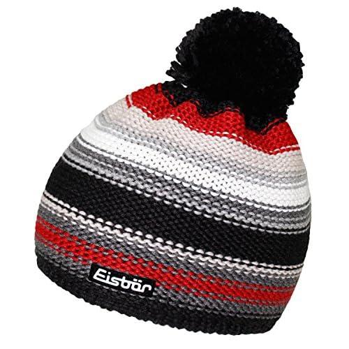 Eisbär Niñas Sombrero De Invierno Gorra Con Borla Gorro Borlas Punto Lana  Productos Marca Merina Para 9bd345178d1