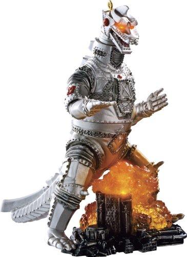 ic Ornament 2013 Godzilla - Mechagodzilla - #CXOR067D (Carlton Christmas Heirloom Ornaments)