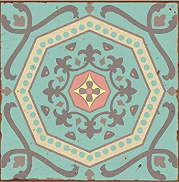Lot de 10 Style 3 Bleu pastel Vert jaune rose victorien marocain de ...