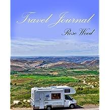 Travel Journal: Motorhome, Camper, Caravan and RV Road Trip Journal