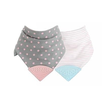 Cheeky Chompers Gorgeous Girl - Babero bandana, diseño de ...