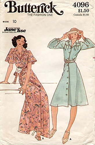 50s and 60s dress patterns - 8