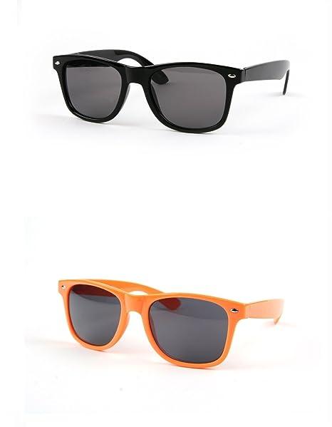 79d6299e2 Pop Fashionwear Colorful Wayfarer Retro Style Sunglasses P713 Spring Hinge  (Mid-Large Size)