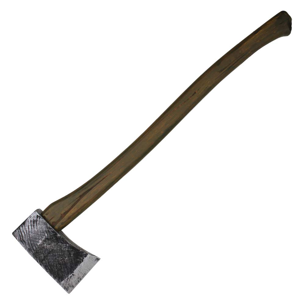 27 realistic foam Felling Axe Toy LARP Cosplay Weapon CHINA