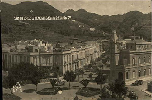 Amazon.com: Calle 25 Julio Santa Cruz de Tenerife, Canary ...