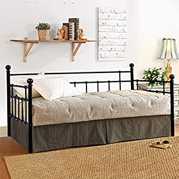 Amazon.com: Daybed Frame Twin Metal Daybed Platform Bed ...