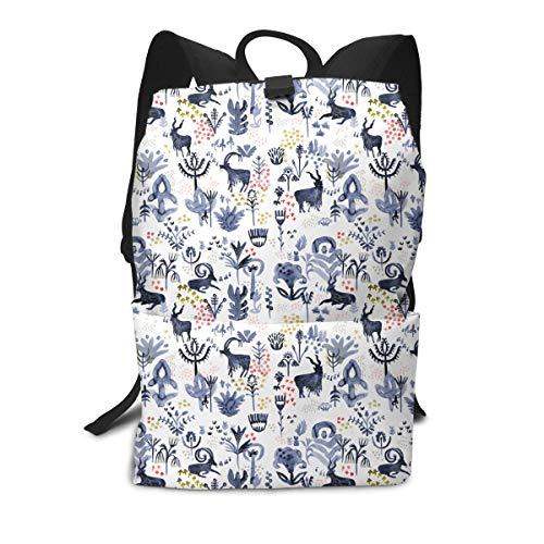 - Whistling Goats Mini Cute Lightweight Women Themed Mini Bookbag Teens School Backpack Bookbags College Bags Satchel Travel Book Bag Daypack