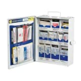 First Aid Only 1050-RC-0103 American Red Cross Medium General Business SC Cabinet - Metal