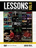 img - for Lessons with the Hudson Greats Vol.2 Book/DVD book / textbook / text book