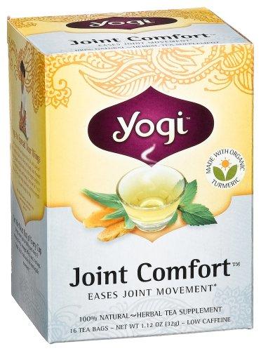 Tea joint