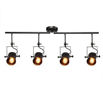 Image of: Track Lighting Spotlights Intended Lithonia Lighting 445 In 3light Brushed Nickel Led Spotlight Track Kit