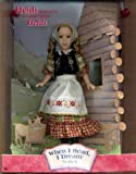 Heidi from Jahanna Spyri's Heidi doll - When I Read I dream Series