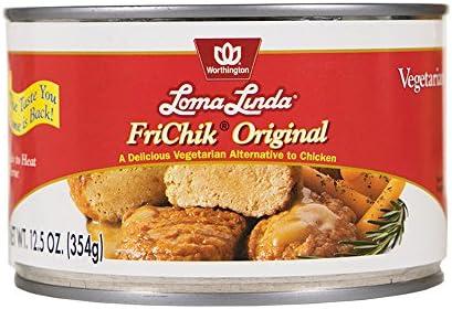 Loma Linda - Plant-Based - FriChik (12.5