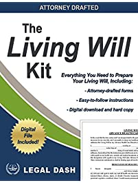 Legal forms kits amazon office school supplies forms living will kit solutioingenieria Choice Image