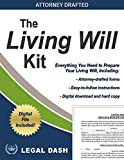 Living Will Kit and Medical Power of Attorney Forms – Hard Copies and Digital Downloads – Do It Yourself Living Will Forms