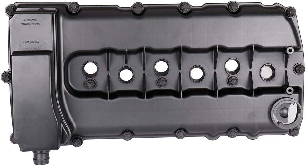 OCPTY Valve Cover Gasket Set Valve Covers Replacement fit for Volkswagen Touareg Passat CC Audi Q7 03H103429D 2006-2017