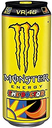Monster The Doctor (pack de 24): Amazon.es: Alimentación y bebidas