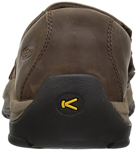 on Keen Kaci on Cascade Slip de Grain Femmes Brown Shoes Slip Full wwHnUr8