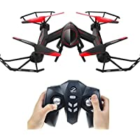 PINCHUANGHUI AG-01 RC Racing Drone Toys 2.4G 4CH 6 Axis Gyro Remote Control Helicopters 3D Flashing Rollover Professional-Red