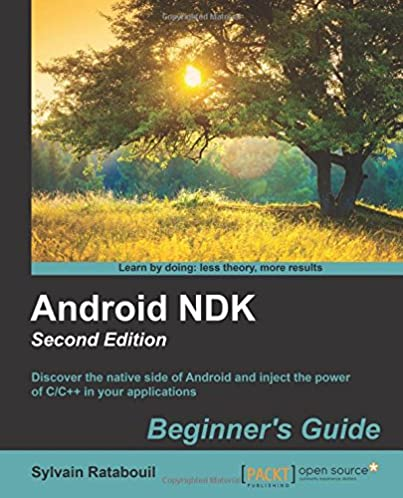 amazon com android ndk beginners guide second edition rh amazon com Android NDK Tutorial Eclipse Android NDK