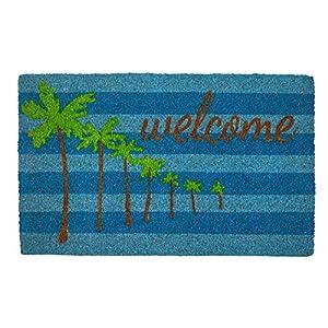 510cO9PeqDL._SS300_ 100+ Beach Doormats and Coastal Doormats