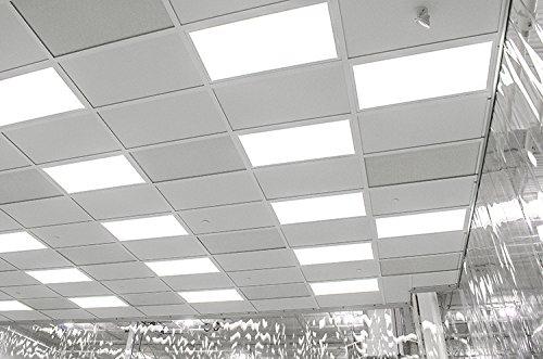 Authentic Hykolity Led Troffer Panel Light 2x4 Feet Edge