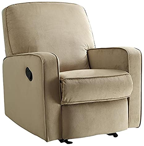 Amazon Com Pulaski Sutton Swivel Glider Recliner Stella Straw