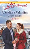 img - for A Soldier's Valentine (Maple Springs) book / textbook / text book