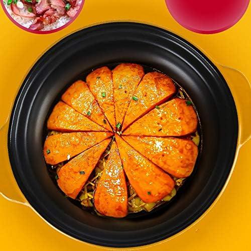 Lxc Casserole de soupe au poulet de la casserole en céramique à température élevée
