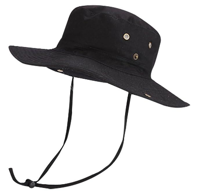 3e3928808c0 Wide Brim UV Protection Boonie Cap