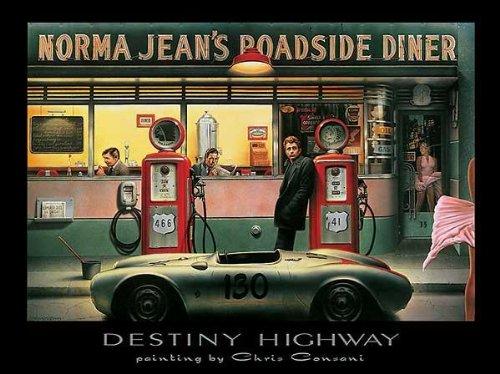 - Chris Consani - Destiny Highway NO LONGER IN PRINT - LAST ONE!!