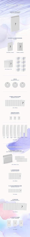 GOT7 CD+1p Poster+64p PhotoBook+1p LyricsCard+3p PhotoCard+Pre-Order+Extra PhotoCard Set K-POP Sealed Present:You