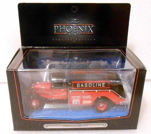 1934 Ford BB-157 Gasoline Tanker 1/43 by Phoenix Mint 18383