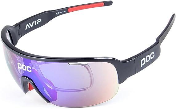 opel-r elegante exterior bici en gafas de sol polarizadas TR90 ...