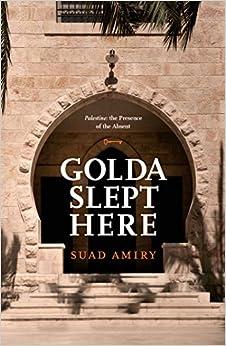 Book Golda Slept Here