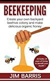 Beekeeping: Create your own backyard beehive colony and make delicious organic honey
