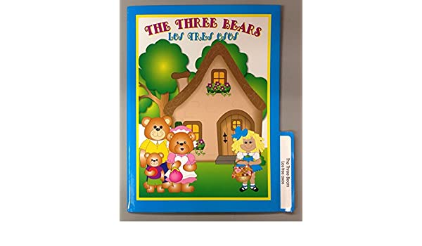 Frog Street Press - The Three Bears / Los Tres Osos (English ...