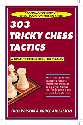 303 Tricky Chess Tactics