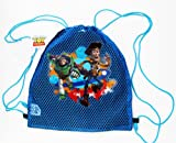 Wholesale Lot 12 Pieces Disney TOY STORY Sling Bags Tote Net Front Birthday Party Favors - SOLD IN 12 PIECES